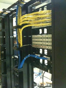 Network Cabling Installation in California L C Wiring